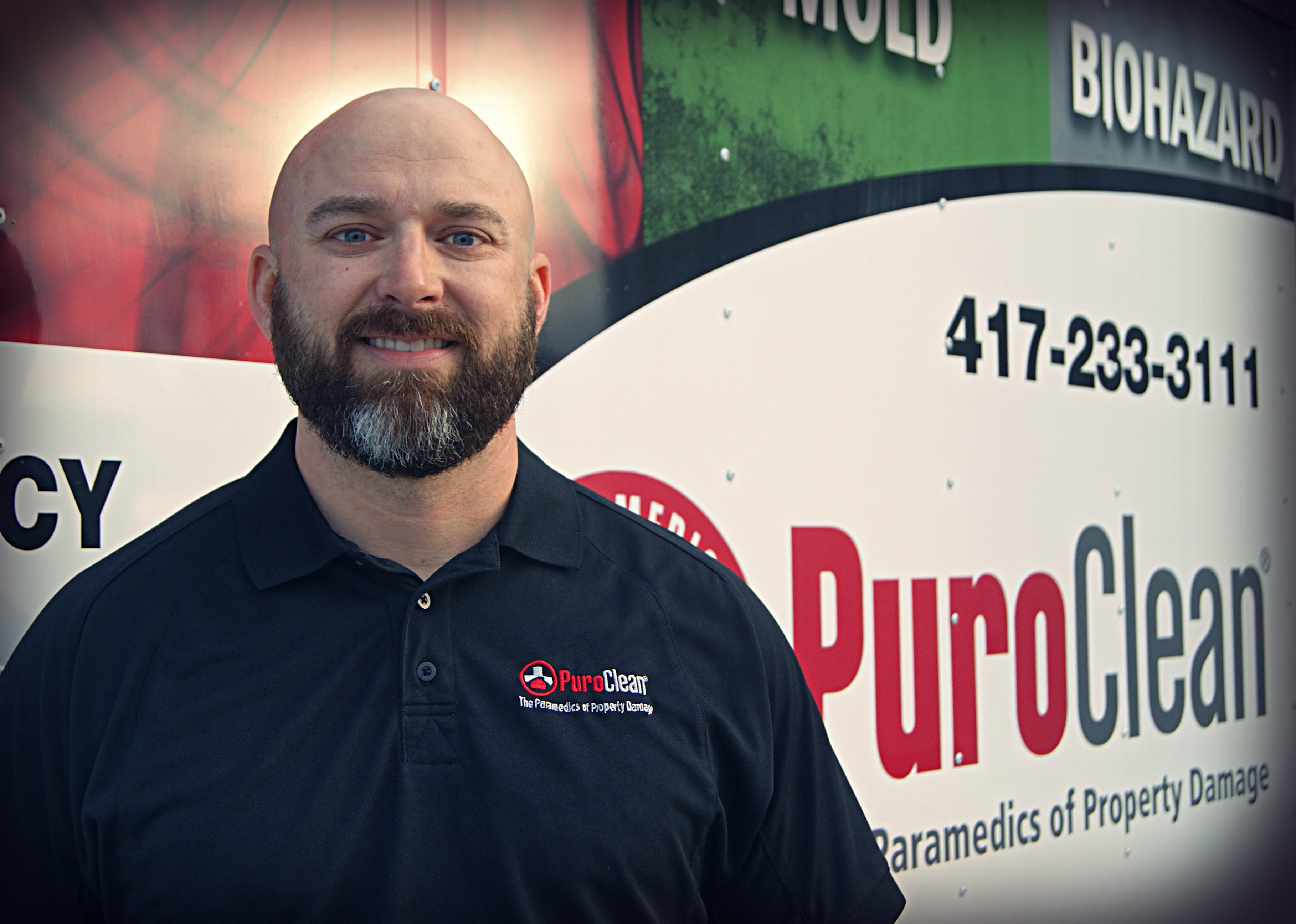 Chad Jameson - Owner - PuroClean Certified Restoration Springfield MO