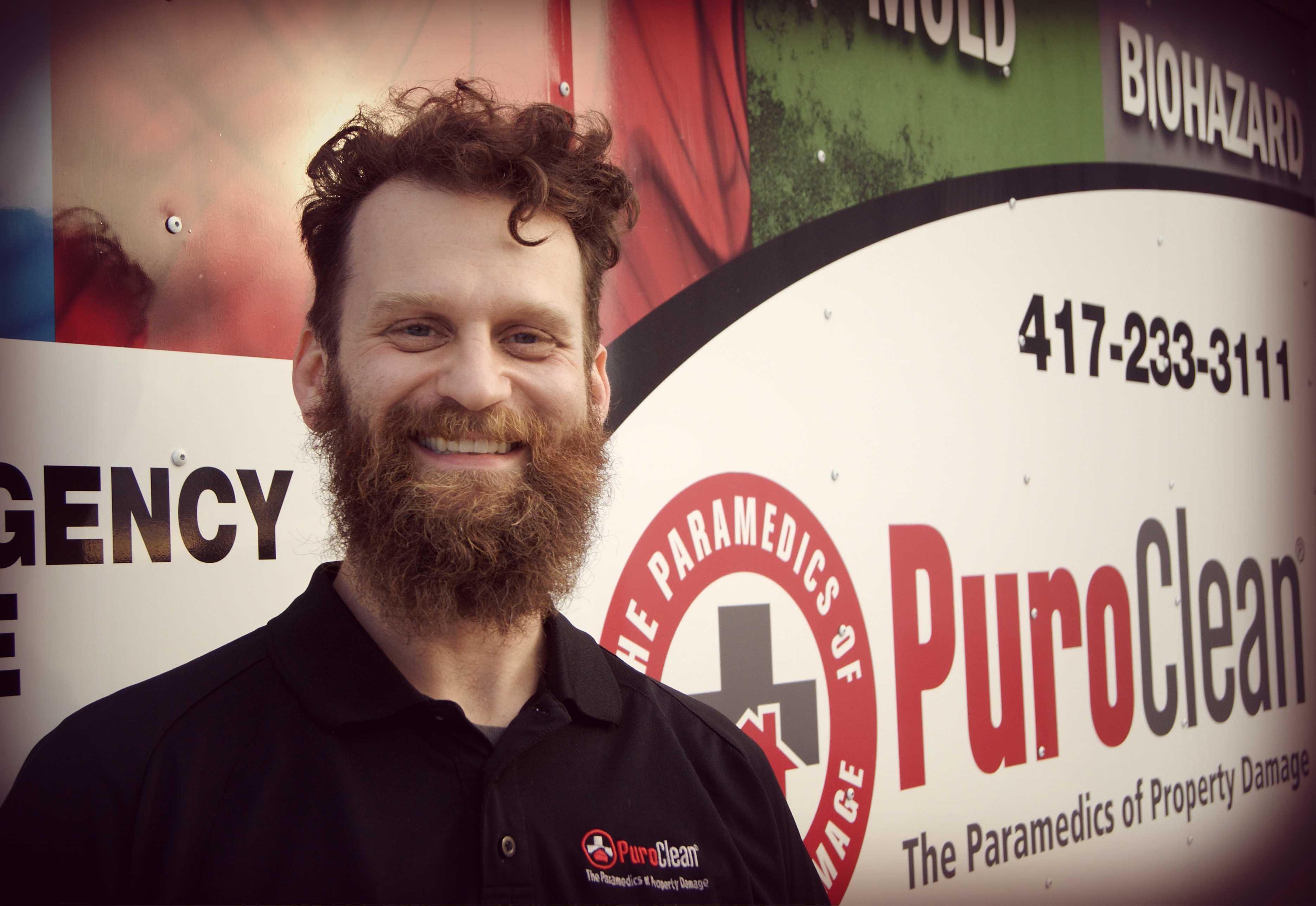 George Shepherd - Team Member - PuroClean Certified Restoration