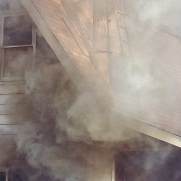 Removing Odors from Smoke Damage in Springfield Missouri After House Fire