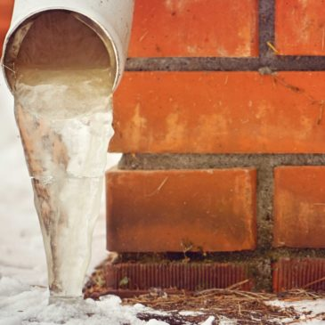 Avoid Sump Pump Line Freezing And Water In Basement in Springfield Missouri