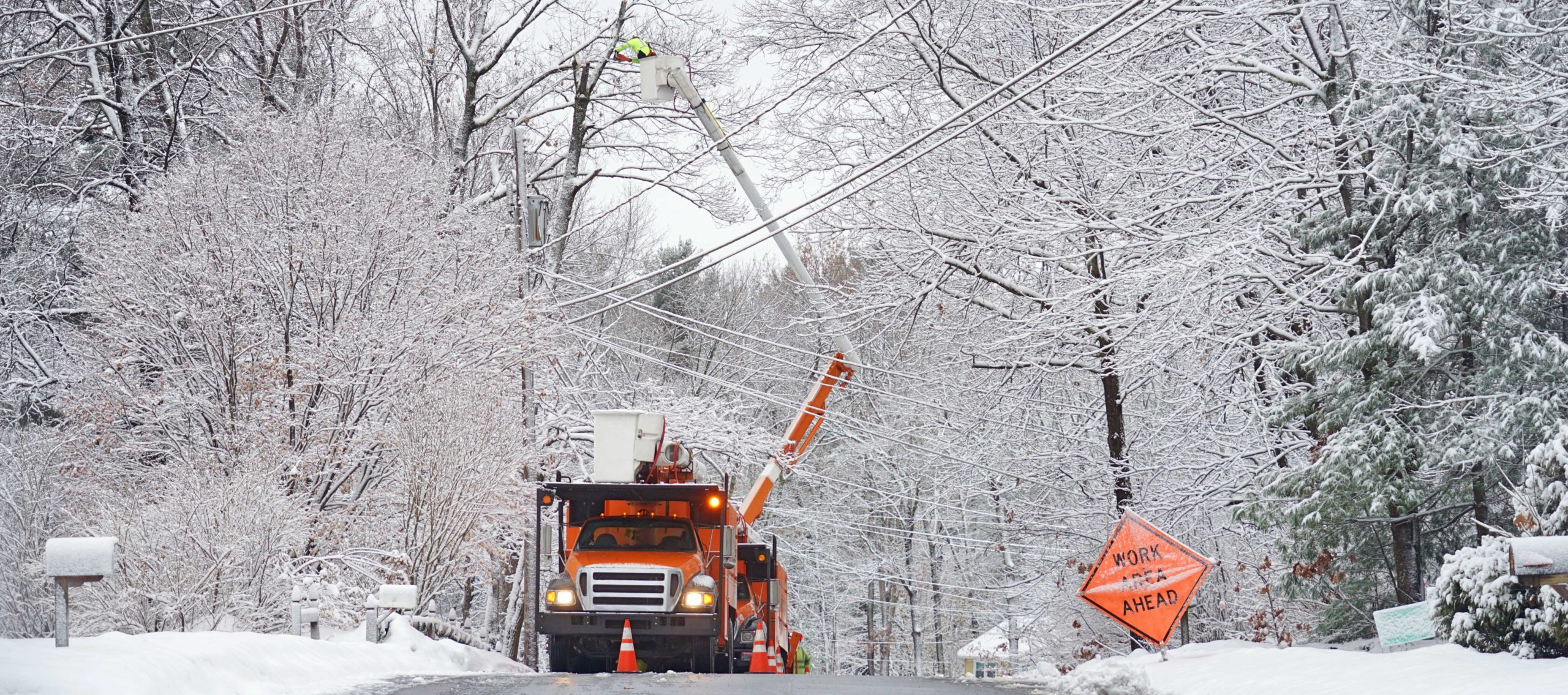 Ice Storm Blackouts And Emergency Water Removal in ...